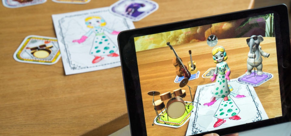 Augmented Reality A Holistic Approach To Creativity