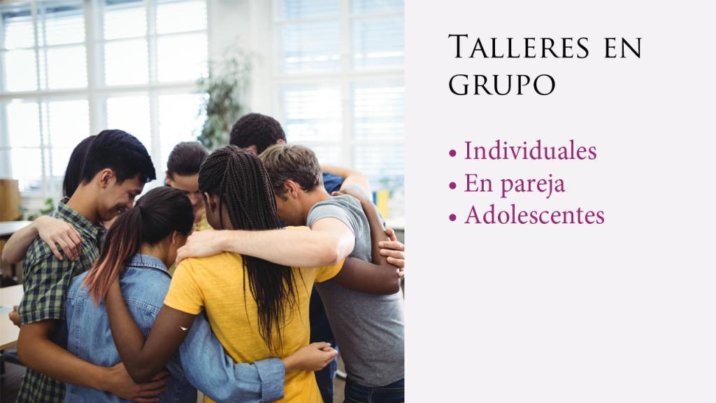 Talleres Grupales