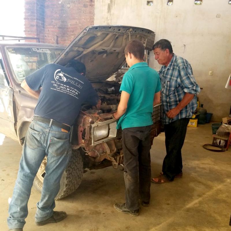 Reparaciones Auto Eléctricas
