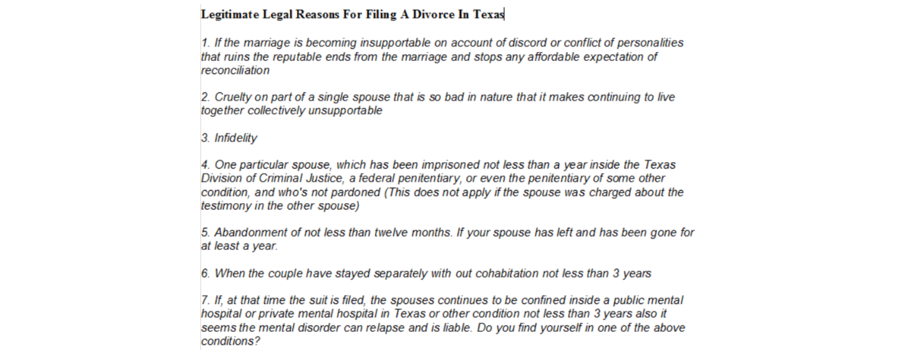 Contested divorce in texas rowlett tx find yourself in one of the above circumstances do you need a free consultation with a lawyer click the link below to get started solutioingenieria Image collections