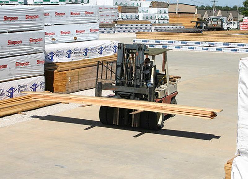 Complete Lumber Yard