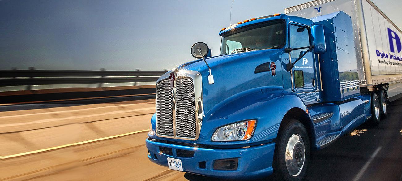 Dyke Truck