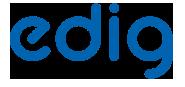 Logo edig