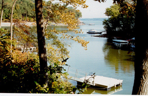 Kentucky Lake Get-A-Ways: Cabin on the Cove