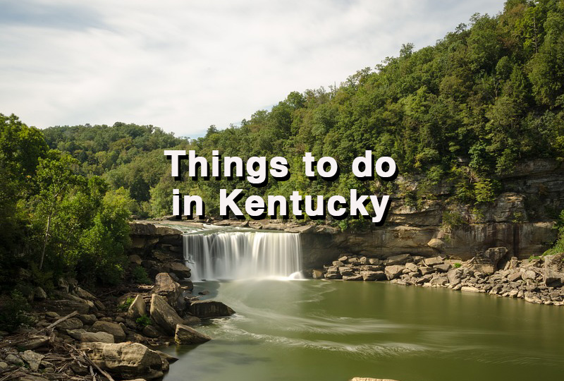 Explore the best Kentucky has to offer!
