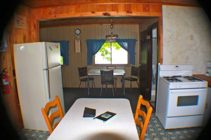 Birch Bay Resort: Cabin 3