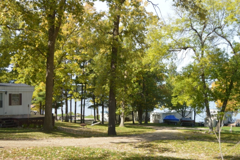 Anderson's Pine Point Resort: Camping RV Sites