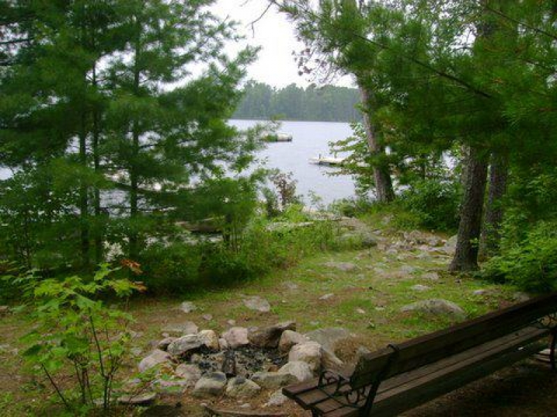 Big Lake Wilderness Lodge: Horizon - FREE PONTOON