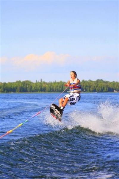 Moose Lake Resort: Westwood