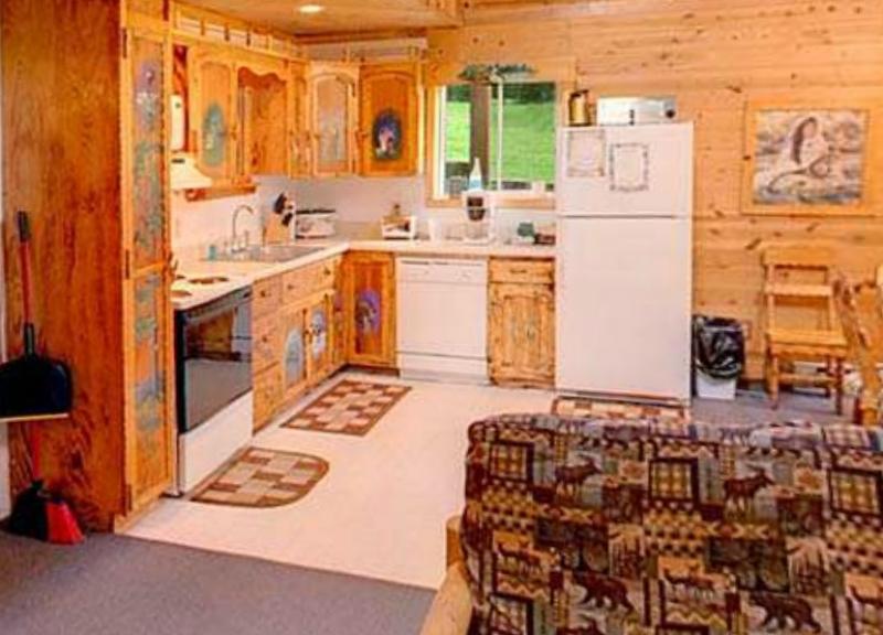 Northland Lodge: Woodsman