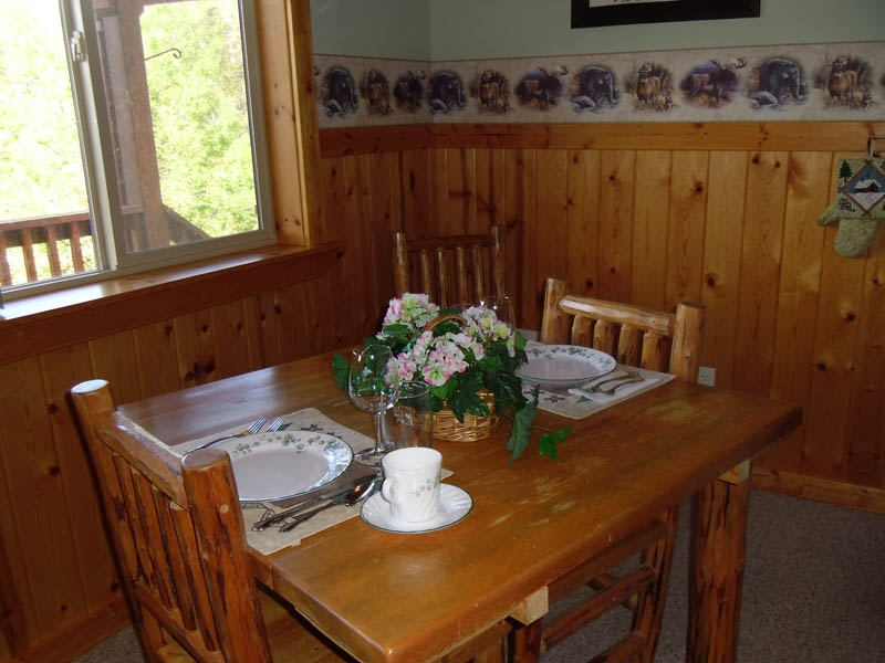 The Glaciers Mountain Resort: Cabin 2 - Rocky Mountain