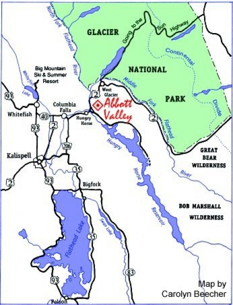 Abbott Valley: Baptiste