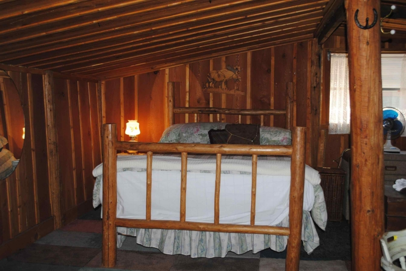 Wilderness Spirit Cabins: Bear Cave