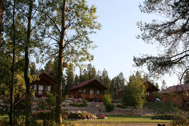 The Glaciers Mountain Resort: Cabin 4 - Fishermans