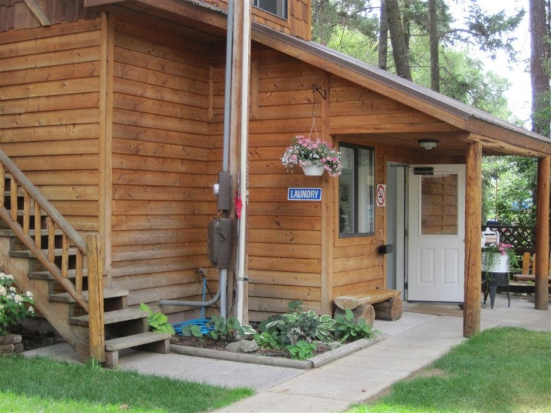 Rocky Mountains Hi Campground: Grinnell