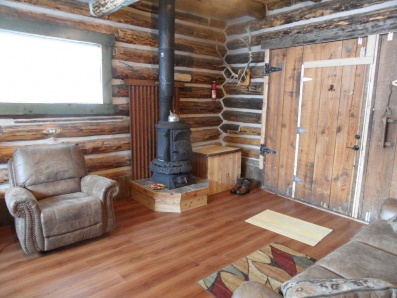Johnson Creek Cabin
