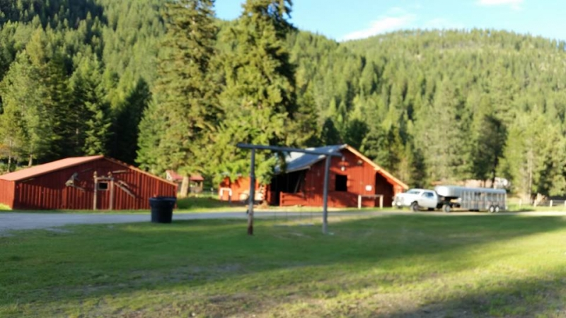 Black Diamond Guest Ranch: The Bunkhouse