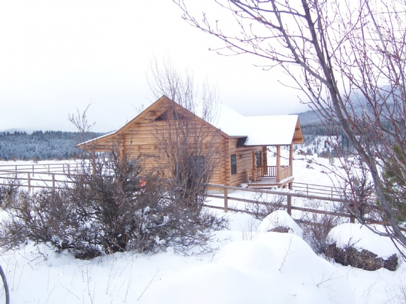 The Harlan Cabin - INACTIVE
