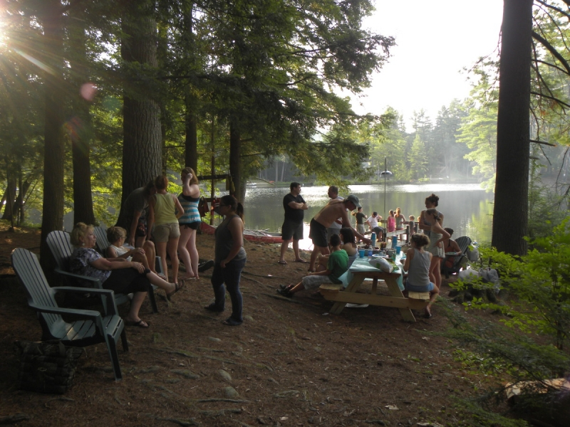 Lake Vanare Cabins & Lodge: Cabin 12