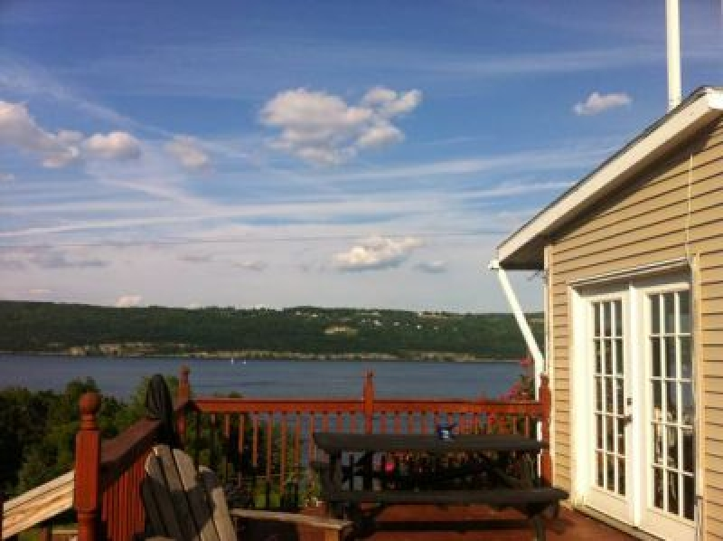 Twin Lakes Shore Resort: Salt Point