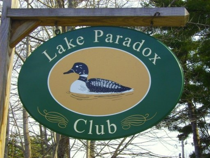 Lake Paradox Club: Westward