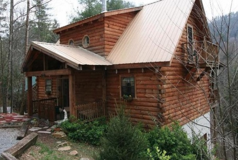 River Bluff Cabins in the Smokies: Genesis Cabin