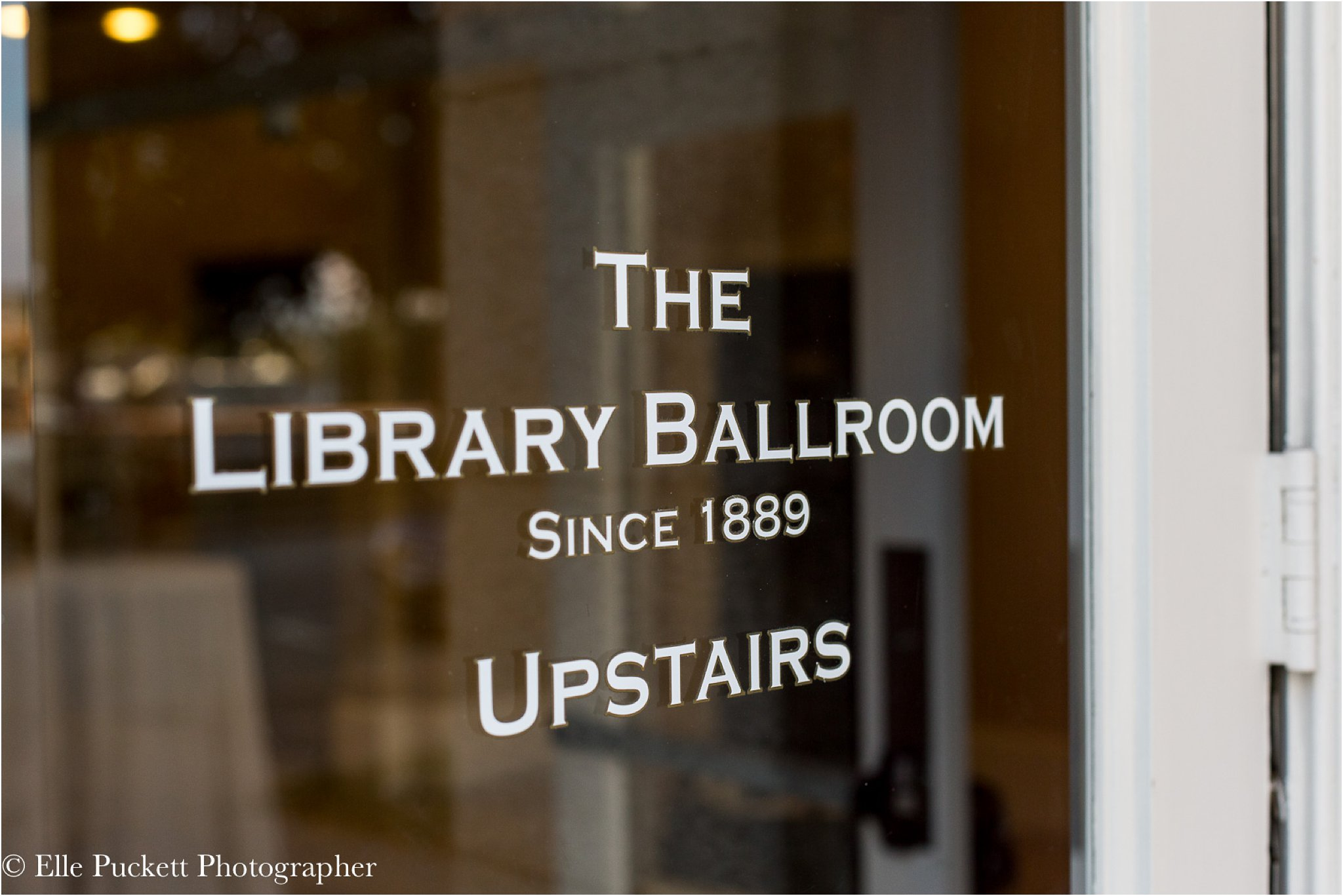 library ballroom macon