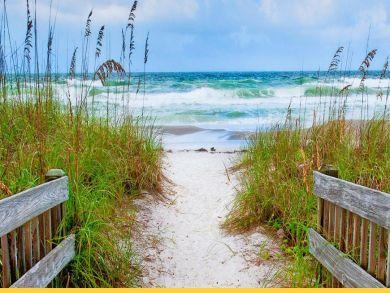 Luxury Rental Beach Condo Sleeps 6