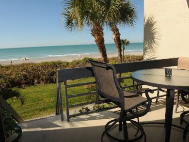 Longboat Key, Florida Beach Front Vacation Condo