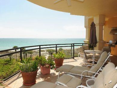 Longboat Key rental - Gulf view