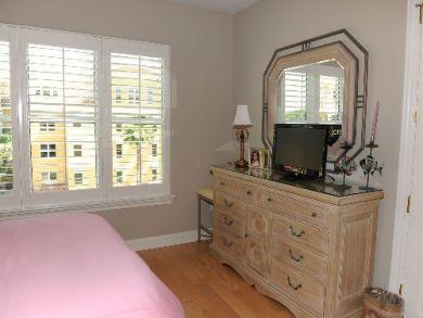 TV in guest bedroom 1