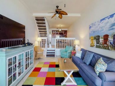 Anna Maria Island Beachfront Two Bedroom Beach Condo Rental