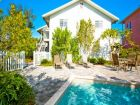 Island 3 Bedroom Vacation Rental with Pool Peeks of Gulf