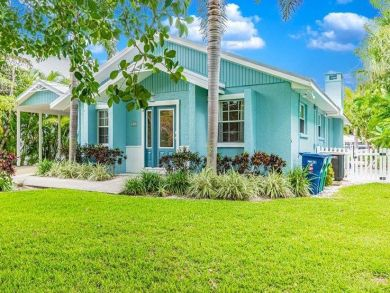 Anna Maria Island 4 bedroom Canal Front Rental Private Pool