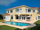 Canal Front Home with Pool in Anna Maria, Florida
