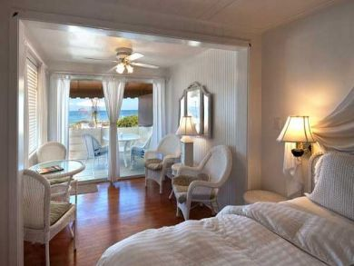 One Bedroom Beach Front Vacation Rental Sleeps 2 Gulf View