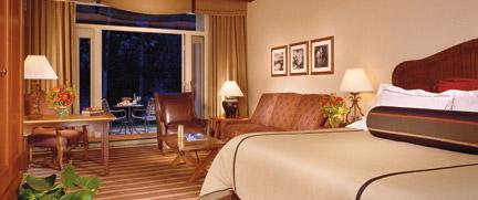 Romantic Master Bedroom Suite