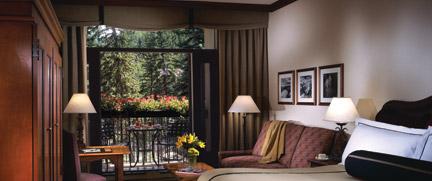 Luxury Designer Inspired Mountain Bedroom