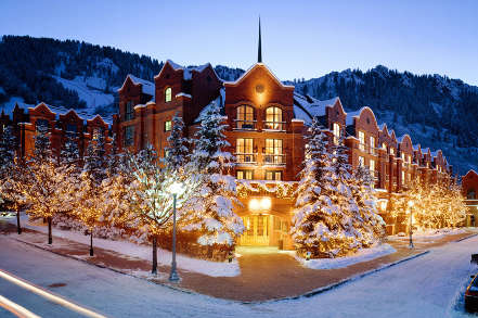 Luxury rental condo for skiing