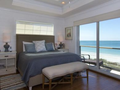 Anna Maria Four Bedroom Beachfront Rental with Private Pool
