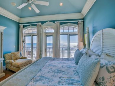 Beach View from Second Bedroom