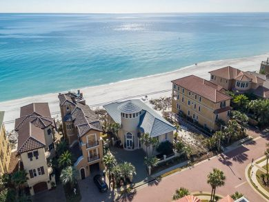 Luxury 4 Bedroom Estate with Sweeping Views of the Gulf