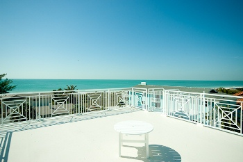 Holmes Beach rental with fabulous views