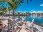 Canalside Home in Anna Maria
