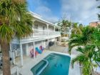 Anna maria Island Three Bedroom Rental with Water Views