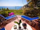 Beautiful views from this Positano rental