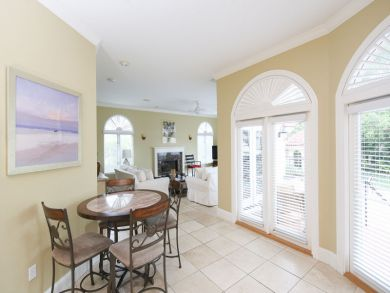 Lido Key 3 Bedroom High End Vacation Rental - Bay View
