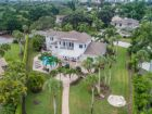 Canal Views From This Four Bedroom Siesta Key Vacation Home