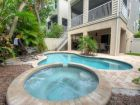 Three Bedroom Beach Home with Pool  Lush Landscaping
