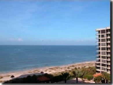 Gulf front rental condo in Longboat Key, Florida